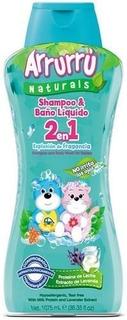 Arrurru Baby Shampoo Y Baño Liquido 2 En 1 Explosion De Fra