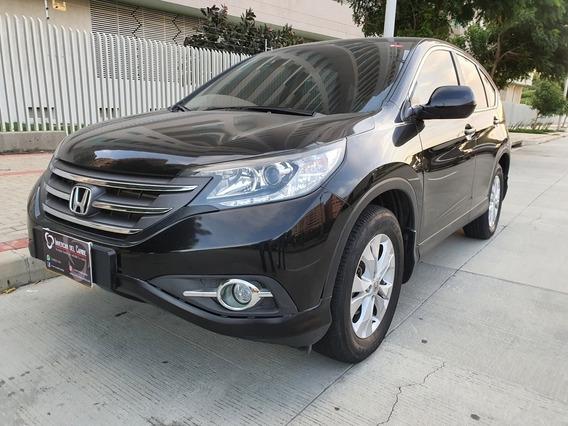 Honda Cr-v City Plus Automatico 4x2 Modelo 2014