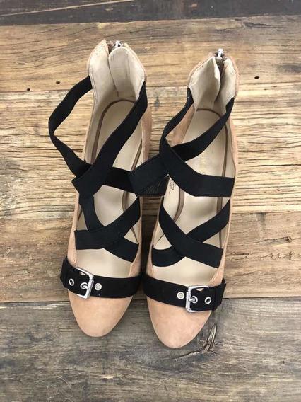 Zapatos Ballerina Con Taco Ballet Nine West Importados
