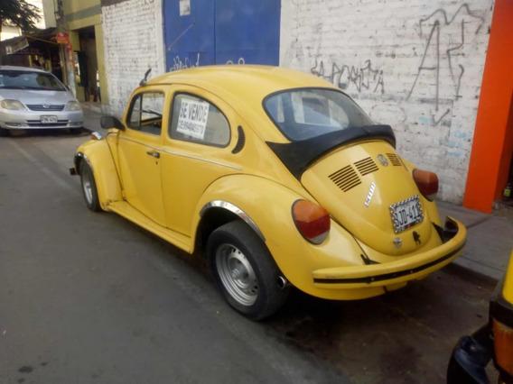 Volkswagen Escarabajo -