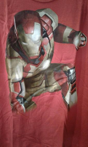 Musculosa Iron Man 3