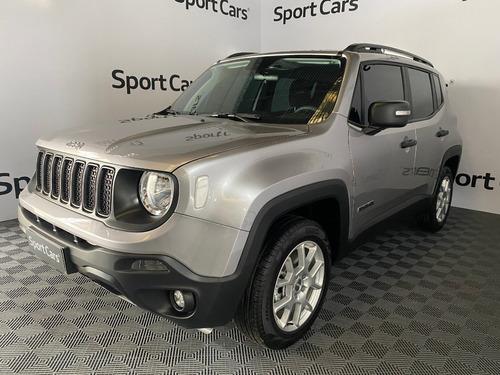 Nuevo Jeep Renegade Sport At6 Linea Nueva 0km Sport Cars