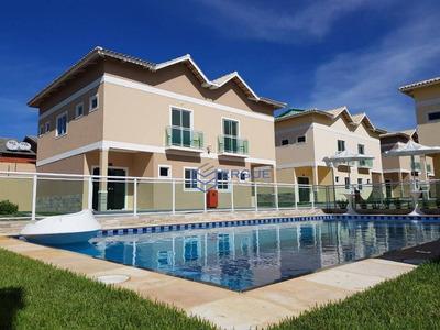 Casa Residencial À Venda, Icaraí, Caucaia. - Ca0562