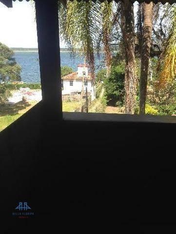 Casa À Venda, 65 M² Por R$ 500.000,00 - Lagoa Da Conceição - Florianópolis/sc - Ca0852