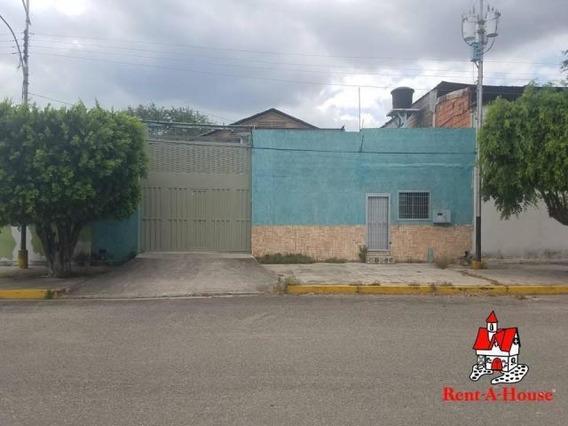 Galpon En Alquiler Zona Industrial Piñonal Cod. 20-4279