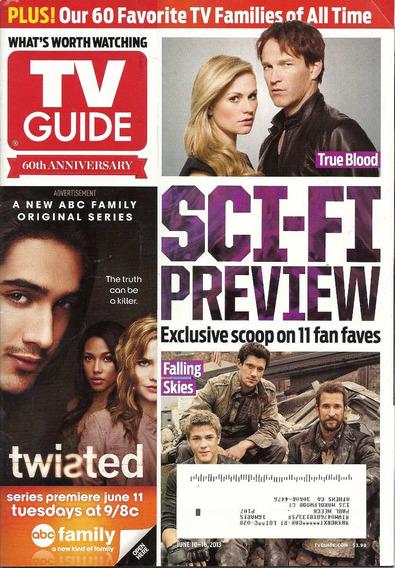 Tv Guide: True Blood / Olga Kurylenko / Robin Meade / Stamos