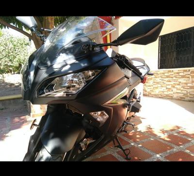 Kawasaki Ninja 250 Full Inyección Al Día Y Entera.