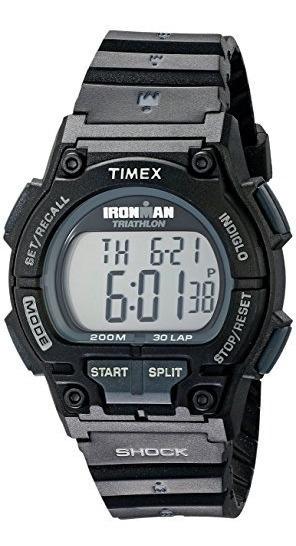 Relojes De Pulsera,los Hombres Timex Ironman T5k196 Orig..