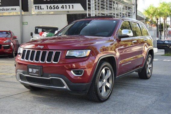Jeep Grand Cherokee 2014 Limited V6 3.6 4x2