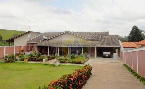 Chácara Com 3 Dormitórios À Venda, 1000 M² Por R$ 800.000,00 - Sítio Da Moenda - Itatiba/sp - Ch1190