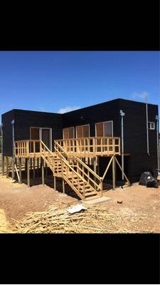 Casa Nueva Recién Construida Playa La Ballena