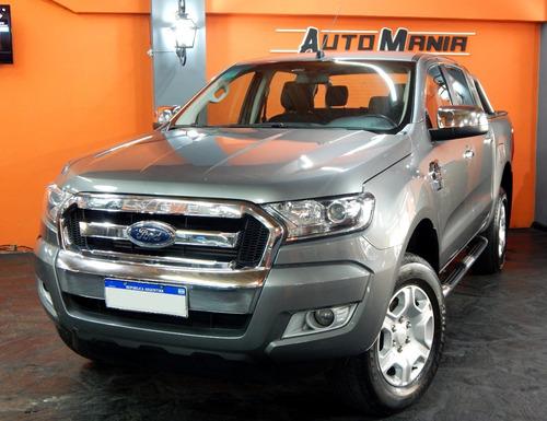 Ford Ranger Xlt 2017 - Excelente Estado! Unico Dueño -