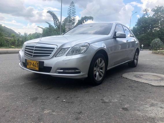 Mercedes-benz Clase E E220 Diésel