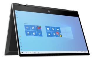 Notebook Hp X360 2 En 1 Core I3 1005g1 8gb 128gb Ssd 14