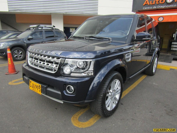 Land Rover Discovery Discovery Hse At 3.0