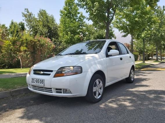 Chevrolet Aveo Ii Lt 1.4 Año 2006, Con Solo 35mil Km