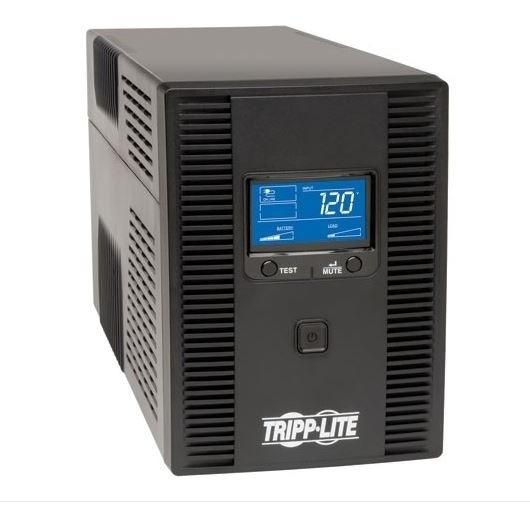 No Break Tripp Lite Ups Interactivo Smartpro Lcd, 120v, 1300va, 720w, 8 Contactos