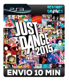 Just Dance 2015 - 15 - Psn Ps3 - Dance Hoje Envio Imediato
