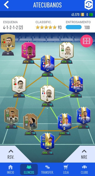 Fifa 19-cont Ultimate Team Ps4