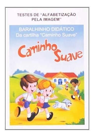 Livro - Baralhinho Didático Caminho Suave - Educação Infanti