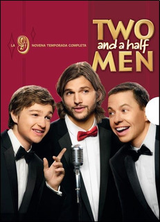 Dvd - Two And A Half Men - Temporada 9
