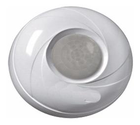 Sensor De Iluminação De Teto Sobrepor Embutir 360° Visual