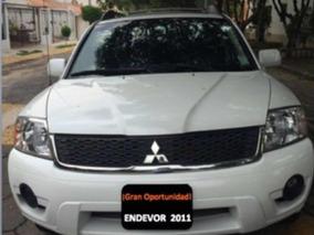 Mitsubishi Endeavor Xls Cd Aa At 2011