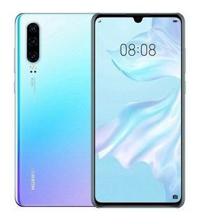 Huawei P30 6gb 128gb Dual Tela 6.1 Global Original Capa Nf.