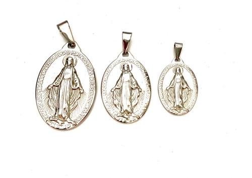 Medalla Consagración Jesus Por Maria
