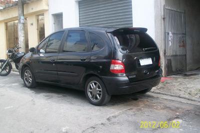 Renault Scenic 2.0 16v Sucata Para Peças Capo Porta Mot