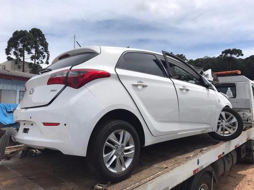 Sucata Hyundai Hb20 1.0 2015 Retirada De Peças