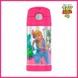 Termo Cilindro Toy Story 4 Disney Betty Bo Peep 355ml