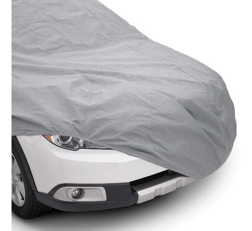 Imagen 1 de 12 de Cubre Auto Impermeable Lona Cubre Auto (interior Algodón)