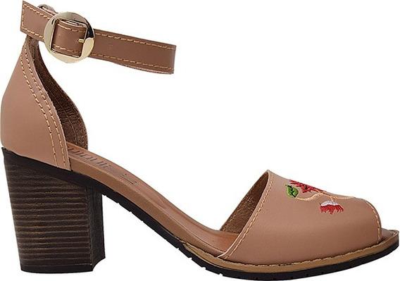 Sandália Sapato Feminina Chiquiteira Chiqui/5111