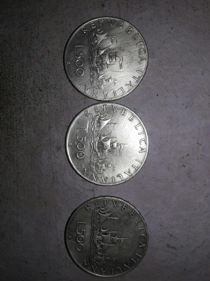 24 Monedas Antiguas De Plata