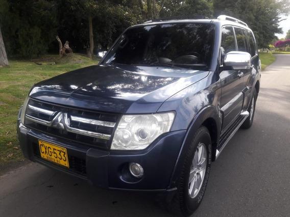 Mitsubishi New Montero 4x4turbo Diesel Aut.7 Psj.full Equipo