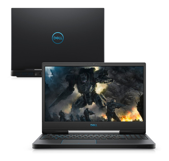 Notebook Gamer Dell G5-5590-m70p Ci7 16gb Ssd Gtx 1660ti