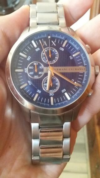 Relógio Armani Exchange Ax2155 Original Usa
