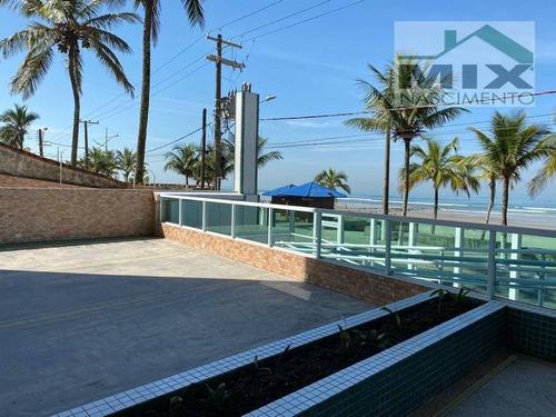 Imagem 1 de 6 de Apartamento Em Jardim Luciana  -  Mongaguá - 3301