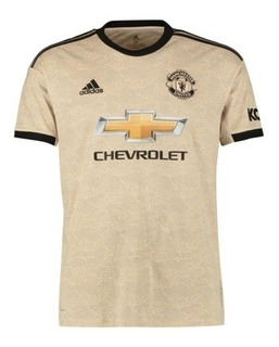 Camisa Manchester United Bege 19/20 - Promoção
