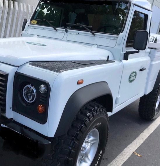 Land Rover Defender Pickup Hcpu 4x4 Jeep Off Road