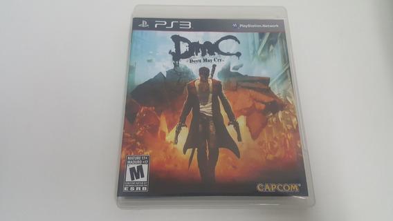 Jogo Dmc Devil May Cry - Ps3 - Original