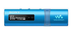 Mp3 Sony Walkman Nwz-b183 Flash-media 4gb Fm Lcd + Nfe