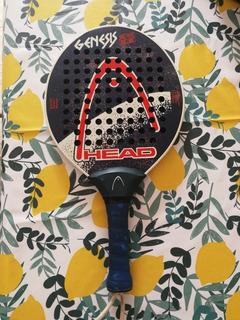 Paleta De Paddle Head Genesis Serie 2