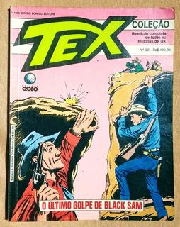 Hq Tex Coleção Número 22 - Frete Grátis - Raridade!