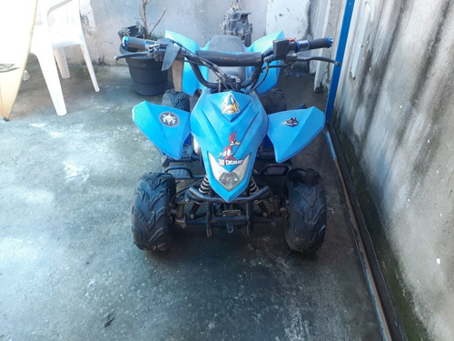 Quadriciclo 50cc Motor 4t A Gasolina