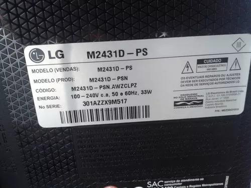 Base Da Tv LG M2431d