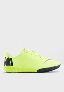 Chuteira Nike Mercurial Vapor 12 Academy Jr Futsal Infantil