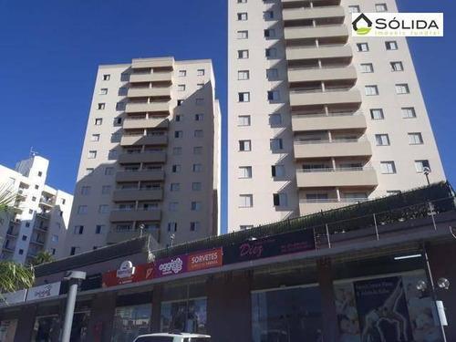 Excelente Apartamento A Venda No Condominio Vilaggio Del Sogno Em Jundiai Sp. - Ap1127