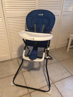 Silla Alta Periquera Para Bebé Usada, Como Nueva